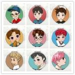 กระจก EXO EX'ACT Fanart