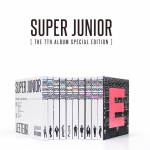 Super Junior The 7Th Album Special Edition : This is Love (ระบุหน้าปก)