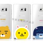 เคส Samsung Galaxy Note 5 พลาสติก TPU โปร่งใสสกรีนลายการ์ตูนน่ารักๆ ราคาถูก
