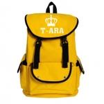 กระเป๋าเป้นักเรียน T-ARA (สีเหลือง)