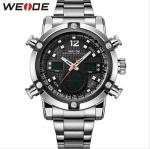 นาฬิกาแฟชั่น weide 2 ระบบ รุ่น 5205