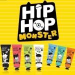 BTS HIP HOP MONSTER HAND CREAM (7 ชิ้น)
