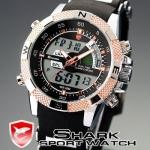 นาฬิกาข้อมือผู้ชาย Shark Sport Watch SH045