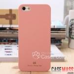 case iphone 5 เคสไอโฟน5 เคสพลาสติกพิเศษอ่อนตัวได้ ป้องกันรอยขีดข่วนได้ดี เมื่อเปื้อนสามารถลบได้ด้วยยางลบ เรียบๆ บางๆ สีด้านสวยๆ