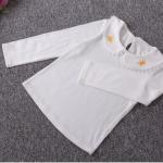 เสื้อ สีขาว รูปมงกุฎ P5061 แพ็ค 5ชุด ไซส์ 7-9-11-13-15