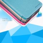 Case Asus Zenfone 3 (5.5 นิ้ว ZE552KL) แบบฝาพับ NILLKIN โชว์หน้าจอสีสันสดใส สวยหรูมากๆ ราคาถูก