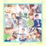 Poster +Seventeen - Album Vol.1 [FIRST LOVE&LETTER] LETTER Ver.