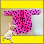 ชุดเซ็ตเสื้อสูท กางเกงขาสั้น ผ้าผ้าสเปนเดคเนื้อนิ่ม ลาย polka dot Disney Animators' Collection Doll - 16'' (พร้อมส่ง)
