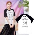 เสื้อยืด (T-Shirt) Youthful 34 แบบ Lee Sung Kyung