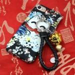 Case iPhone 7 (4.7 นิ้ว) พลาสติก TPU ลายแมวนำโชค Lucky Neko พร้อมที่ห้อยเข้าชุดน่ารักๆ ราคาถูก
