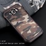 Case J5 Version 2 (2016) เคสกันกระแทกแยกประกอบ 2 ชิ้น ด้านในเป็นซิลิโคนสีดำ ด้านนอกพลาสติกลายทหาร ลายพราง สวย แกร่ง ถึก ราคาถูก