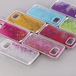 Case S6 Edge Plus พลาสติกมีกากเพชรฟรุ้งฟริ้งน่ารักมากๆ ราคาถูก