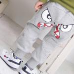 กางเกง สีเทา แพ็ค 5ชุด ไซส์ 100-110-120-130-140