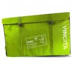 Vincita B144X กระเป๋าจักรยานกึ่ง HARD CASE พร้อมล้อลาก (เหมาะสำหรับเดินทางโดยเครื่องบิน)