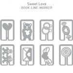 Sweet Love Bookline Marker