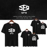 เสื้อยืด (T-Shirt) SF9 (เมมเบอร์) ver.2