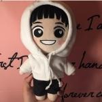 ตุ๊กตา Park Bo Gum (พร้อมชุด 2 ชุด)