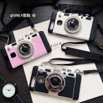Case Huawei P9 Plus พลาสติกเลียนแบบกล้องถ่าย ราคาถูก (ไม่รวมสายคล้อง)