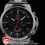 นาฬิกาข้อมือผู้ชาย Shark Sport Watch SH020