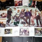 อัลบั้มพร้อมลายเซ็น(ของแท้) BTS - Album Vol.2 [WINGS] แรนดอมปก