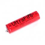 ถ่านชาร์จแบบ Li-ion 6800mAh UltraFire 3.7V รุ่น 18650