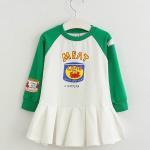 เสื้อ สีเขียว แพ็ค 5 ชุด ไซส์ 90-100-110-120-130