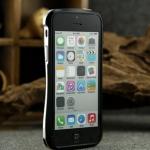 case iphone 5c เคสไอโฟน5c ขอบเคส Bumper โลหะ Aluminum alloy color mix design เชื่อมต่อโดยการไขน๊อต ด้านในมีวัสดุกันรอย เคสทรงเว้าจับกระชับมือ น้ำหนักเบา สวยสุดๆ