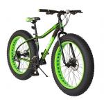 """จักรยานล้อโต WCI BIGFOOT 4.9 """"DEMON"""" เฟรมอลู 7075 27 สปีดดิสน้ำมัน"""