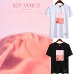 เสื้อยืด (T-Shirt) Taeyeon - MY VOICE