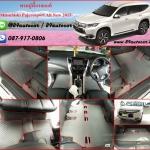 ผ้ายางปูพื้นรถยนต์ Mitsubishi Pajerosport 2016
