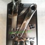 จาน XTR, FC-M9000-1, จานชั้นเดียว, 11-SPD, 175, 170MM, ไม่มีใบจานและกะโหลก, มีแต่น๊อตใบจานให้, มีกล่อง