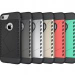 เคส iPhone 7 Plus เคสกันกระแทกแยกประกอบ 2 ชิ้น ด้านในเป็นซิลิโคนสีดำ ด้านนอกพลาสติก สวยมากๆ เท่สุดๆ ราคาถูก