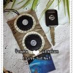 ครอบกุญแจ + การ์ด LOMO Camera