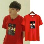 เสื้อยืด (T-Shirt) ลายสเก็ตบอร์ด แบบ J-Hope