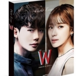 Photo Essay จากซีรี่ย์ W ( Lee Jong suk / Han Hyo joo )