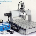 miniCNC 6040Z-S65J 800W Router Engraver Cutting Drilling Milling Machine