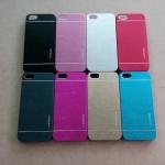 Case iPhone 5 / 5s รุ่น Aluminium Hybrid ลายเส้น