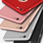เคส iPhone 6 / 6s (4.7 นิ้ว) พลาสติกเคลือบเมทัลลิคแบบประกบหน้า - หลังสวยงามมากๆ ราคาถูก