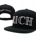 หมวก RICH (ดำ)