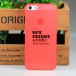 เคสiPhone5 BOY FRIEND