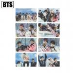 การ์ด BTS WING TOUR (แบบกลุ่ม/เดี่ยว) เซต 8 ใบ