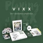 ปฏิทิน (VIXX) - 2017 Season's Greetings + โปสเตอร์