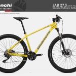 จักรยานเสือภูเขา Bianchi JAB 27.3 ,30สปีด XT/Deore ปี 2016