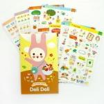 Deli Deli Sticker Pack