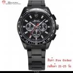 นาฬิกาข้อมือชายแฟชั่น Shank Sport watch SH220-SH227