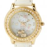 นาฬิกาข้อมือเฮลโหลคิตตี้ Hello Kitty Watch (Charm) Cute cute fashion watch &#x2606