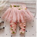 กางเกง สีชมพู แพ็ค 5ชุด ไซส์ 70-80-90-100-110