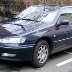 พรมปูพื้นรถเข้ารูป Peugeot 406