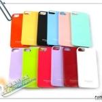 case iphone 5 เคสไอโฟน5 Happymori เคสสีพื้นหวาน pastel มีให้เลือกหลายสี