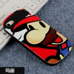 Case iPhone SE / 5s / 5 พลาสติกสกรีนลายสุดเท่ ไม่ซ้ำใคร ราคาถูก
